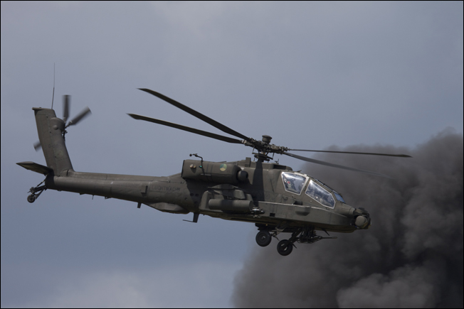 RNLAF AH-64D Apache