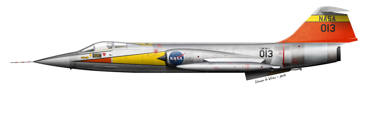 F-104 NASA 812 - Pics about space