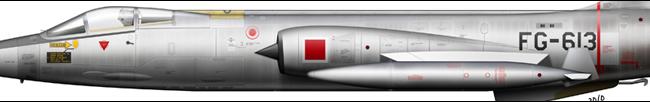 F-104G 12613 FG-613