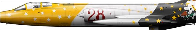 F-104G MM6579