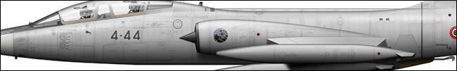 F-104G MM6505
