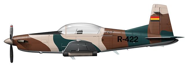 PC-7 Angolan