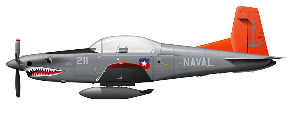 Chilean Navy 211