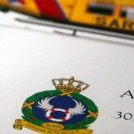 A print designed and printed for 303rd SAR Squadron.