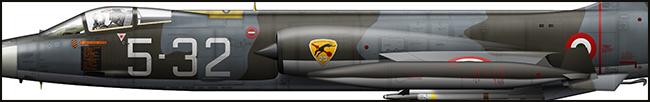F-104S MM6719