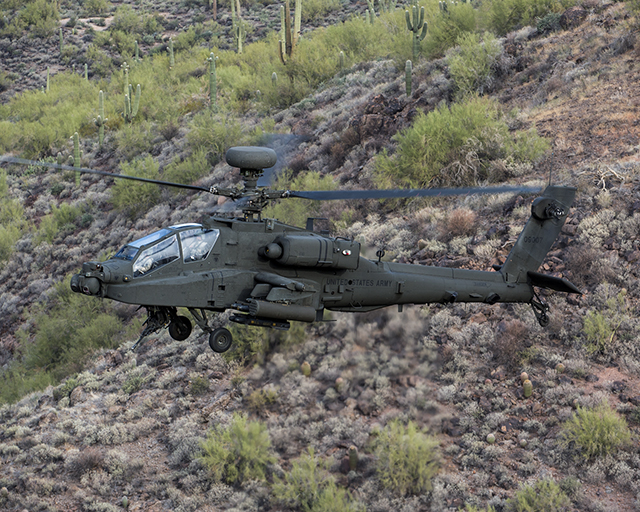 SMF12-G-233945-Apache AH 64E ground to air shoot in the Arizona